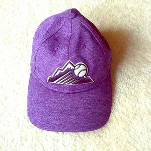 Rockies baseball cap